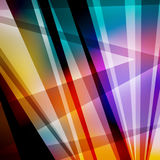 Abstract background with lines. Colorful abstract background with lines Royalty Free Stock Image