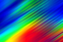 Abstract background with lines and colors. Bright neon rainbow abstract background for design Stock Images