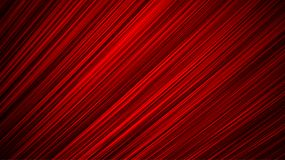 Abstract background with lines. Linear pattern in red color stock illustration