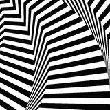 Abstract background with lines Stock Photo