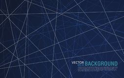 Abstract background of lines. Place for text. Vector illustration vector illustration