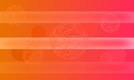 Abstract background with lines. Vector abstract background with lines Royalty Free Stock Image