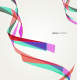 Abstract background with lines. Vector. Template design Stock Illustration