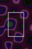 Abstract background liquid and design for poster graphic, wallpaper crazy stock illustration