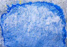 Abstract background with liquid paint. Marble texture. Royalty Free Stock Images