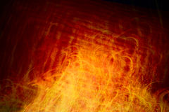 Abstract background. Looks like fiery flames Royalty Free Stock Images