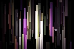 Abstract  Background. Abstract background with lot of lines Stock Illustration