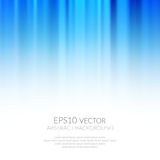 Abstract background with lots of blue vertical lines. Space for text Royalty Free Stock Image