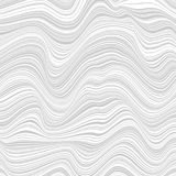 Abstract background with lots of twisted lines.  Stock Photo