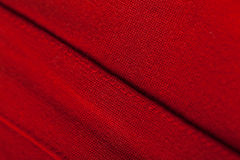 Abstract background of luxurious red fabric Royalty Free Stock Image
