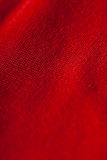Abstract background of luxurious red fabric Royalty Free Stock Photography