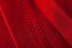 Abstract background of luxurious red fabric Royalty Free Stock Photos