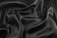 Abstract background luxury cloth or liquid wave or wavy folds stock photography