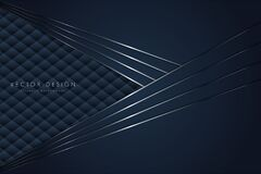Free Abstract Background.Luxury Of Blue And Dark Space.Modern Design.Layout For Banner, Business, Presentations, Flyers, Posters. Royalty Free Stock Photo - 188111185