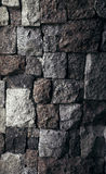 Abstract background made with aged stone Royalty Free Stock Images