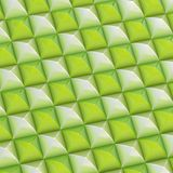 Abstract background made of blocks. Abstract background made of surface covered with square shaped pyramid blocks stock illustration