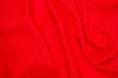 Abstract background made of cloth Royalty Free Stock Image