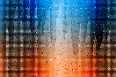 Abstract background made from cubes Stock Photos