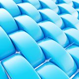 Abstract background made of glossy squama scale Stock Image
