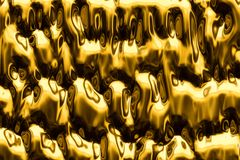 Abstract background made of gold. Abstract background to create banners, covers, posters, cards, etc Stock Photo