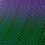 Abstract background made of magic neon lights Stock Images