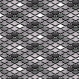Abstract background made of rhombuses. In shades of gray Stock Images