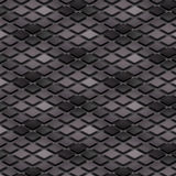 Abstract background made of rhombuses. In shades of gray Vector Illustration