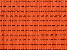 Abstract background made of roofing tiles Stock Photography