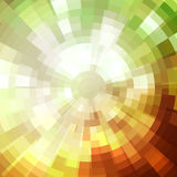 Abstract background made of shiny mosaic pattern. Disco style Royalty Free Stock Image