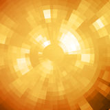 Abstract background made of shiny mosaic pattern. Retro sunlight design Royalty Free Stock Images