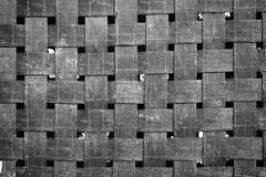 Abstract background made of squares Stock Images