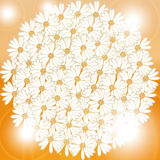 Abstract background. Abstract magic background stock illustration