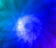 Abstract background of magic burst Royalty Free Stock Photography