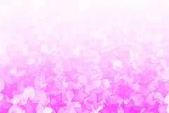 Abstract background with magic star Stock Photo