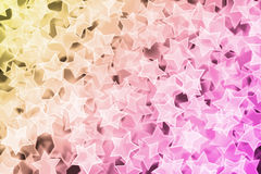 Abstract background with magic star Royalty Free Stock Images
