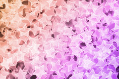 Abstract background with magic star. Lighting Royalty Free Stock Images