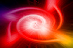 Abstract background with magic storm lighting Royalty Free Stock Photography