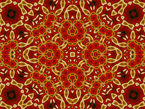 Abstract background mandala pattern Royalty Free Stock Image