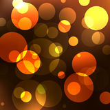 Abstract Background. With many circles, vector illustration Stock Illustration