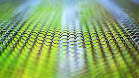 Abstract background of many ringlets. Soft focus,. Abstract background of many ringlets stock photography