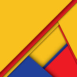 Abstract background material design Royalty Free Stock Images