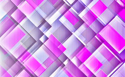 Abstract Background mauve. Abstract  background design in colourful squares Royalty Free Stock Photography