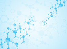 Abstract background medical Royalty Free Stock Images