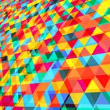 Abstract background with triangular pattern. Abstract background with messy triangular polygons pattern Royalty Free Stock Photography