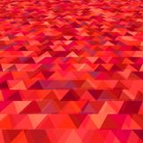 Abstract background with triangular pattern. Abstract background with messy triangular polygons pattern vector illustration