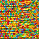 Abstract background with triangular pattern. Abstract background with messy triangular polygons pattern Stock Photos