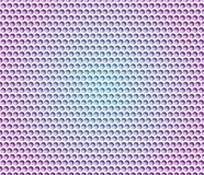 Abstract background with metal background. Grid of round cells with gradient. Background with 3D  effect for backgrounds, wallpapers, covers and your design Royalty Free Stock Image