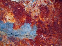 Free Abstract Background Metal Rust Stock Photos - 128287383