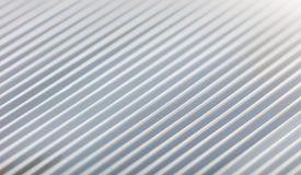Metal stripes texture gray color Royalty Free Stock Photos