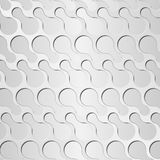 Abstract background metal texture, hexagonal grid shape Stock Photos